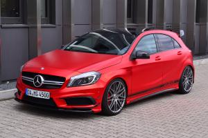Mercedes-AMG A45 by Folien Experte 2015 года